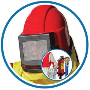 OOPP pre pieskovanie SafePack COMFORT set